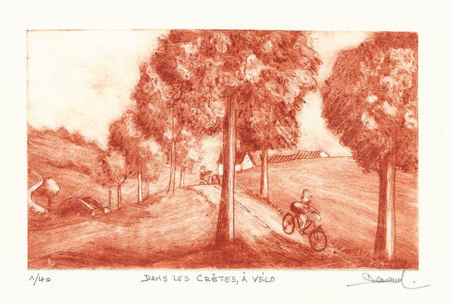 264 Dans Les Crêtes, à Vélo - Pointe-sèche,