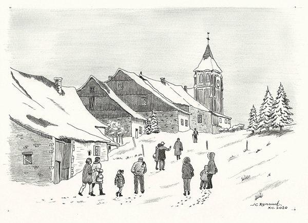 755 Noël en Thiérache
