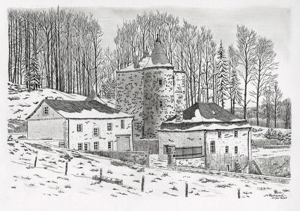 756 Château du Rocan