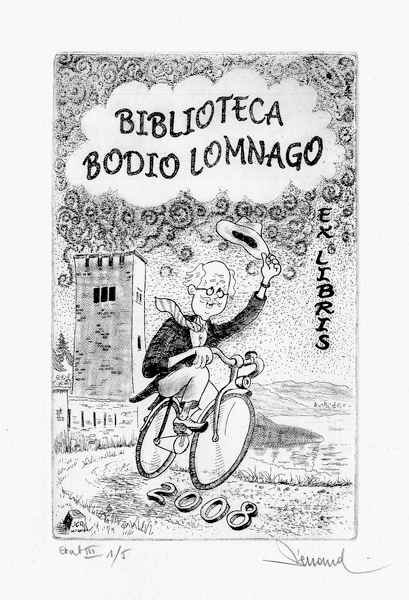 Biblioteca Bodio, 9x12