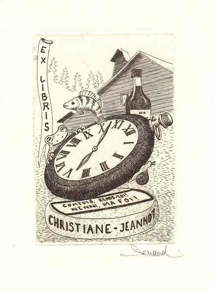 Christiane Et Jeannot, 9x12