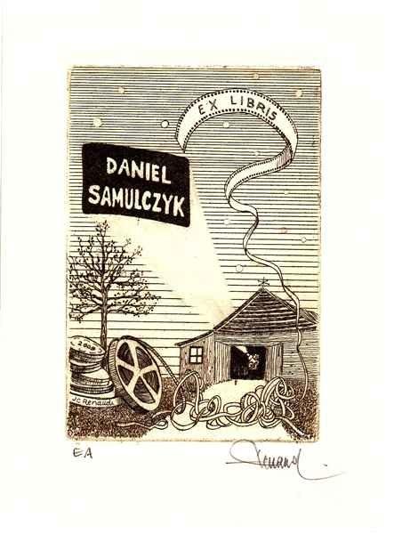 Daniel Samulczyk, 9x12