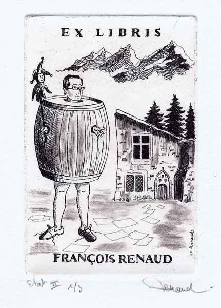 Francois Renaud, 9x12