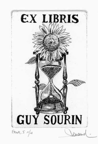 Guy Sourin, 9x12
