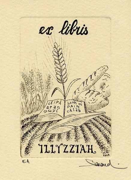Illyzziah, 9x12