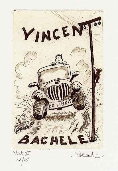 Vincent Bachelet, 9x12
