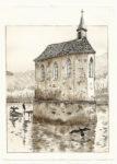 237 La chapelle aux cormorans